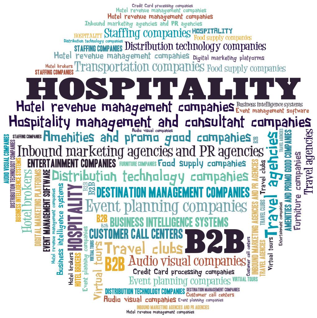 hospitality b2b companies