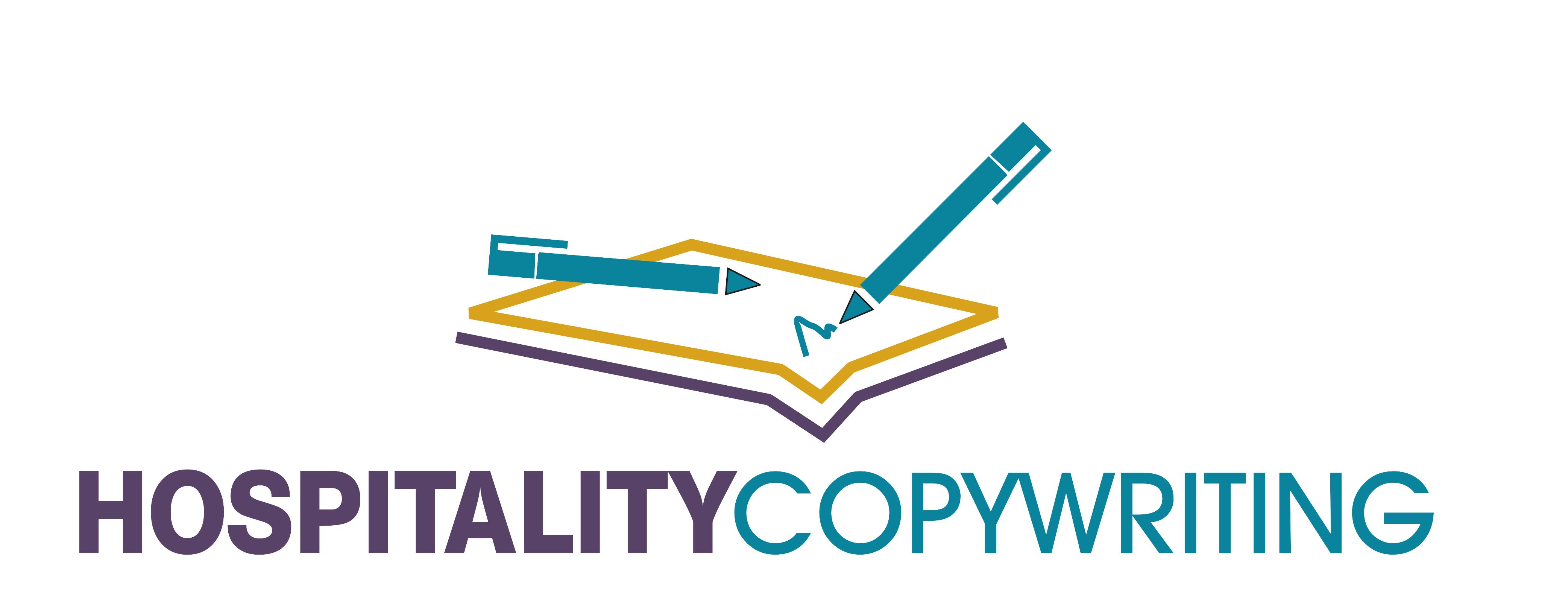 Hospitality_Copywriting logo design