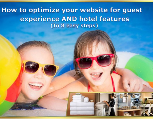 How to optimize your hotel website – 8-step guide
